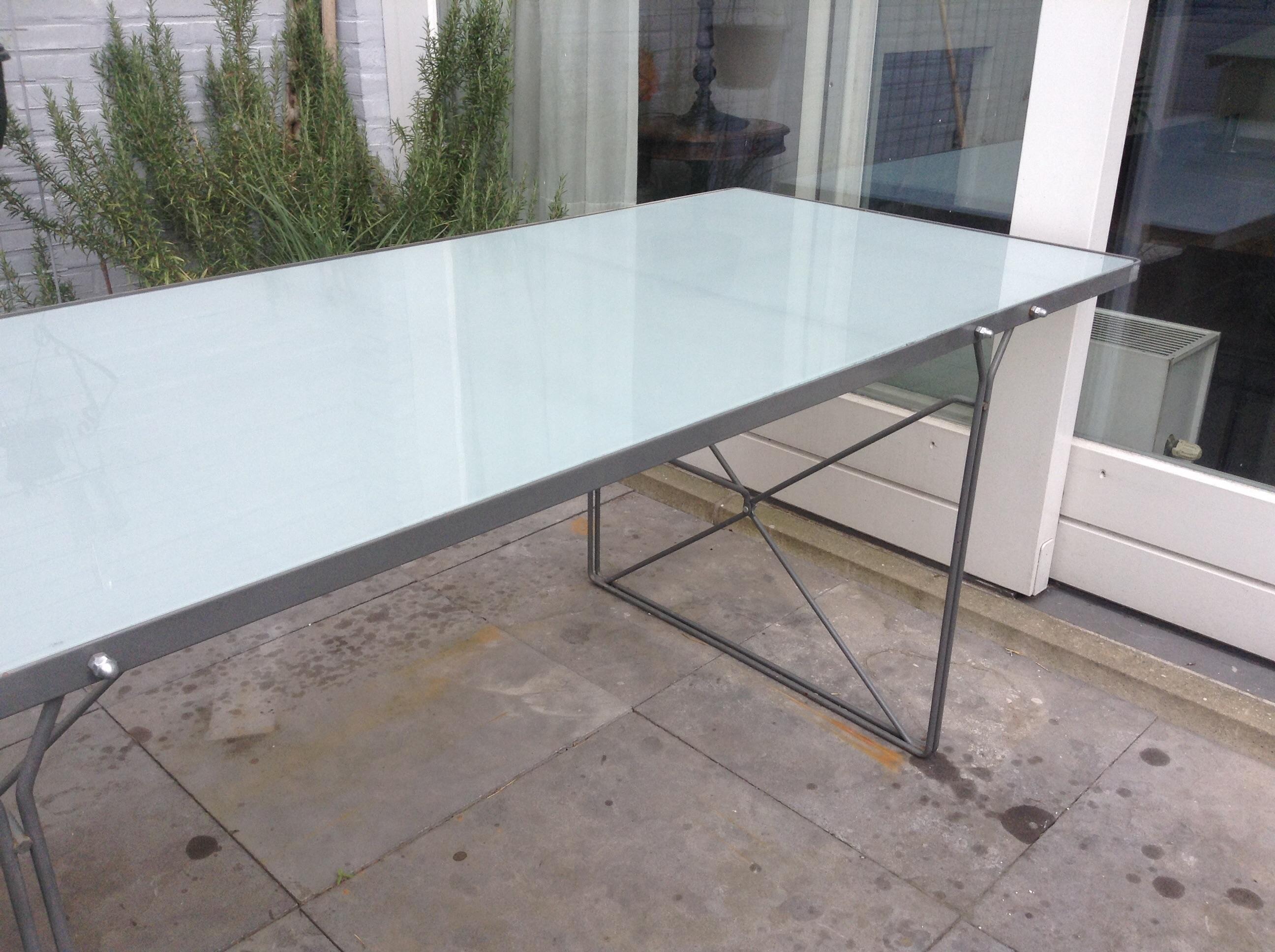 Glazen Tafel Ikea : Glazen eet tafel van ikea