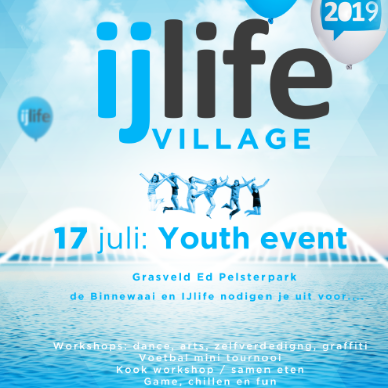IJlife Village Youth Event