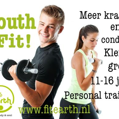 YOUTH FIT bij FIT EARTH